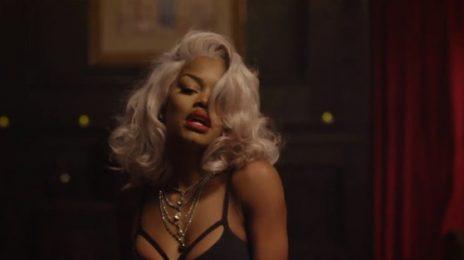 New Video: Teyana Taylor - 'Maybe (ft. Pusha T & Yo Gotti)'