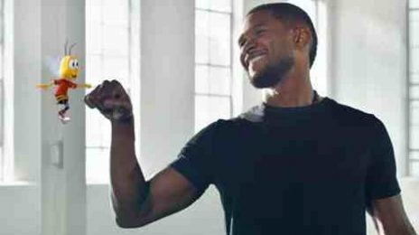 Watch: Usher Teams Up With 'Honey Nut Cheerios' For 'Body Language' Commercial / Announces New Album Title?