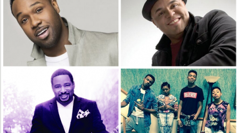 The Overflow (Gospel News Round-Up):  Smokie Norful, Israel Houghton, JJ Hairston, The Walls Group, & More