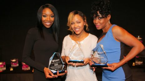 Hot Shots: Brandy Stuns & Shares At 'The Hollywood Confidential'