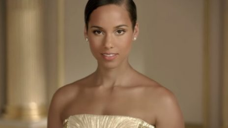 Watch: Alicia Keys Stars In Givenchy's 'Dahlia Divin' Commercial