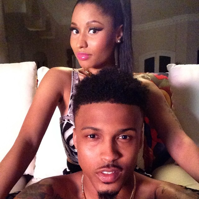 August Alsina Nicki Minaj No Love Video thatgrapejuice Preview:  August Alsina ft. Nicki Minaj   No Love [Video]