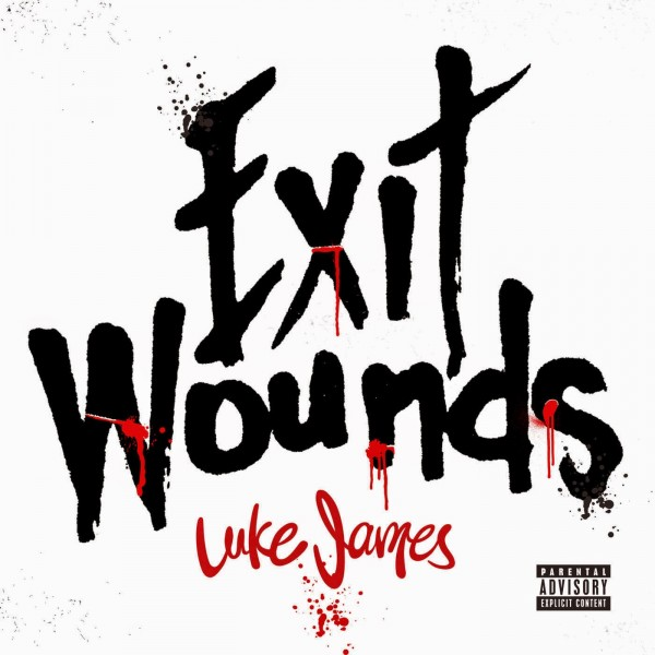 Exit Wounds Single 1 600x600 thatgrapejuic New Song:  Luke James   Exit Wounds
