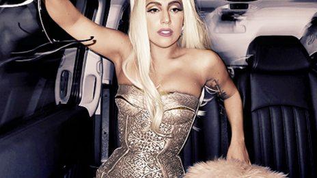 "Lady GaGa On Living Up To ""High Standard"": ""I Crashed"""