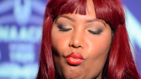 Watch: Traci Braxton Serves Up Unfortunate Performance In Washington DC