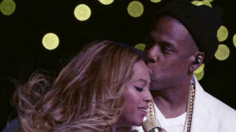 Watch: Beyonce & Jay Z Perform 'Young Forever / Halo' Live At 'On The Run Tour'