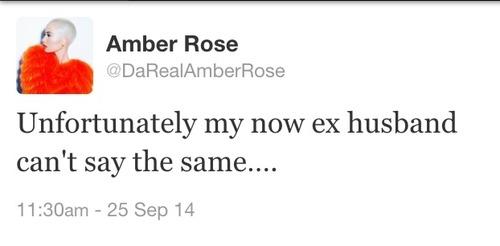 amber wiz Amber Rose Claps Back At Rumors / Claims Wiz Khalifa Cheated On Her