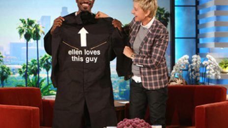 Andre 3000 Catches Up With 'Ellen' / Talks Outkast Reunion And Jimi Hendrix Biopic