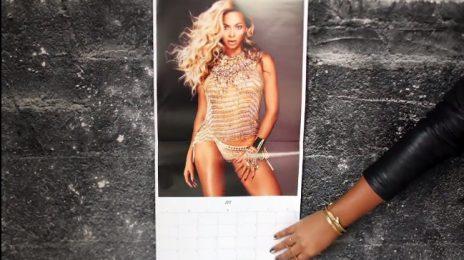 Beyonce Stuns In 2015 Calendar