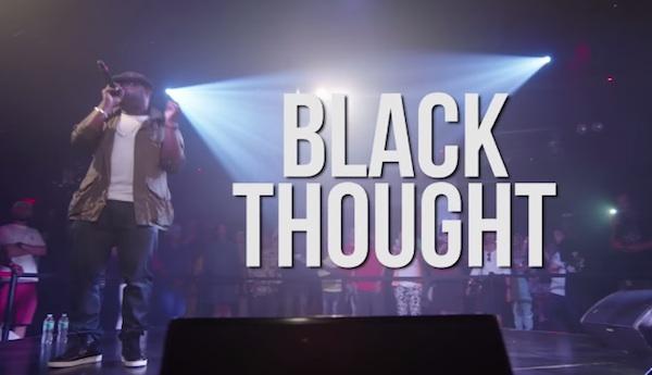 black thought honda thatgrapejuice Watch: Black Thought Blazes Hondas 16 Bars