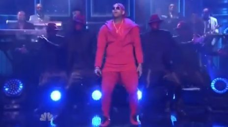 Watch: Chris Brown Rocks 'The Tonight Show' With 'X / Loyal Medley'