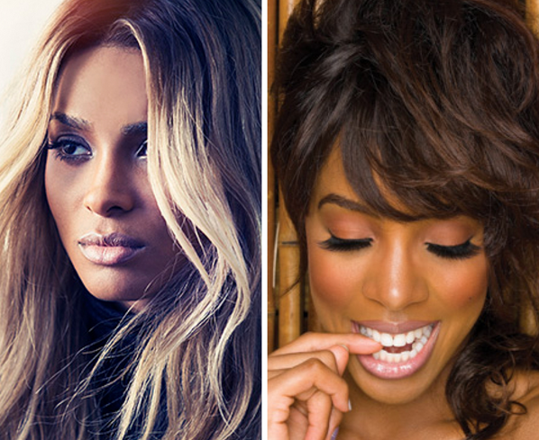 ciara kelly rowland tgj 1 that grape juice 2 Hot Shots: Future & Ciara Dine With Kelly Rowland
