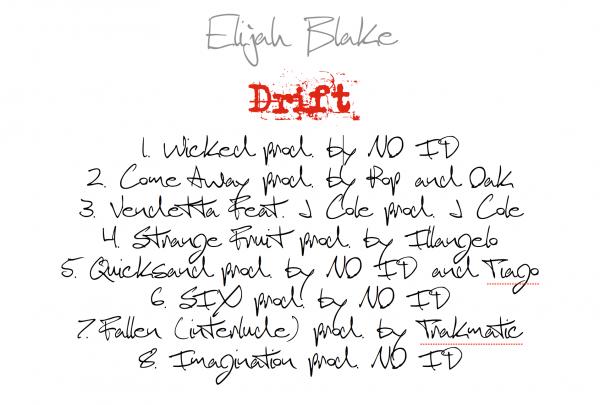 elijah-blake-drift-that-grape-juice-track-list