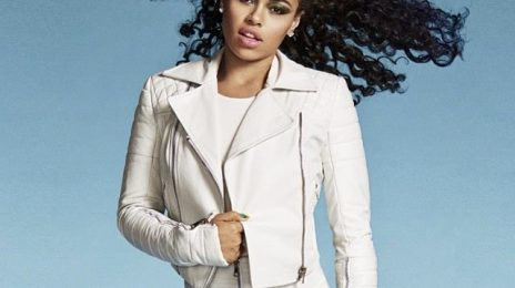 Elle Varner Performs 'Don't Wanna Dance' For 'Queen Latifah'