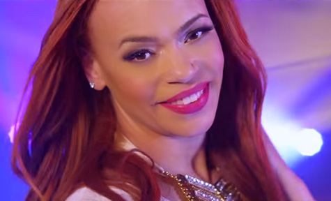 faith evans that grape juice 2014 111 New Video: Faith Evans, Missy Elliott & Sharaya J   I Deserve It (Teaser)