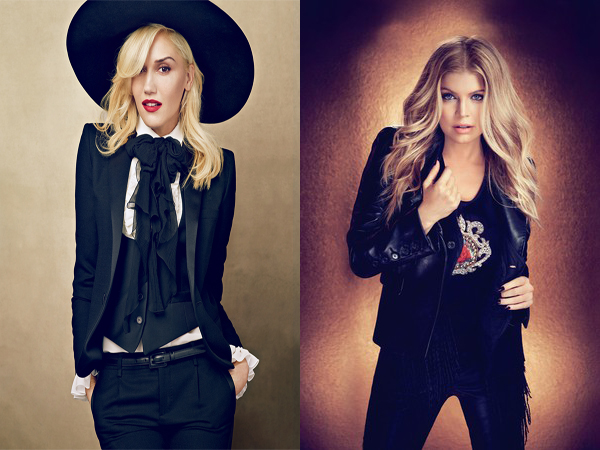fergie gwen stefani thatgrapejuice Comeback Queens: Gwen Stefani & Fergies New Single Titles Revealed