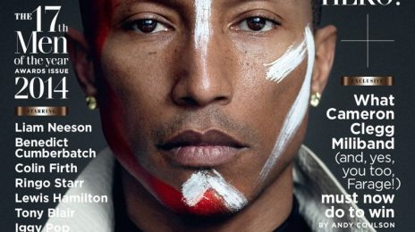 Pharrell Williams Goes Tribal For 'GQ'
