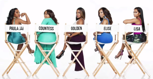 hollywood divas thatgrapejuice Extended Sneak Peek: Hollywood Divas