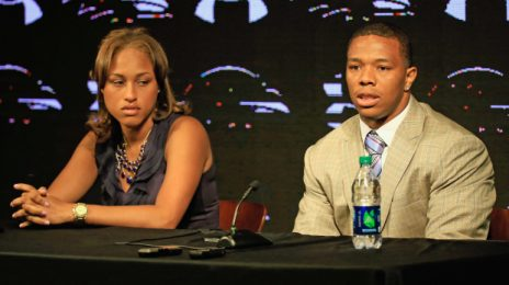"Ray Rice's Wife Accuses Media Of ""Embarrassing Us"" Following Violent Assault Footage / President Obama Weighs In"