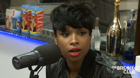 Jennifer Hudson Visits 'The Breakfast Club' / Talks Album Beyonce, Aretha Biopic & More