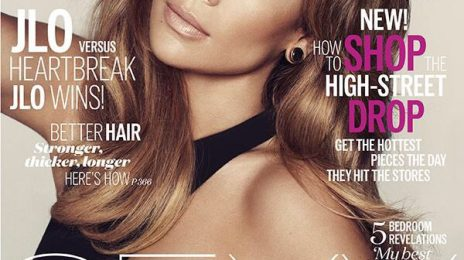 Hot Shot: Jennifer Lopez Covers 'Elle' Magazine