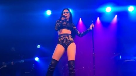 Watch: Jessie J Rocks London's G-A-Y With 'Bang Bang' & 'Do It Like A Dude'
