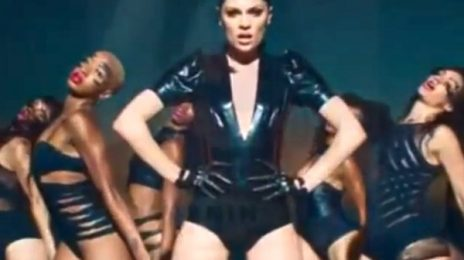 Sneak Peek: Jessie J Dances Up A Storm In 'Burnin' Up' Video