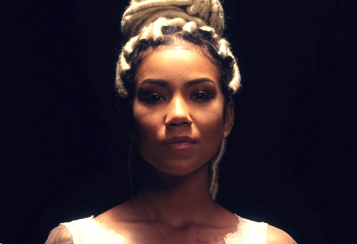 jhene aiko pressure thatgrapejuice New Video: Jhene Aiko   The Pressure