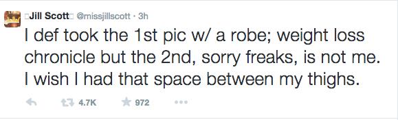 jill scott tweet thatgrapejuice Did You Miss It?:  Jill Scott Addresses Nude Photo Leak