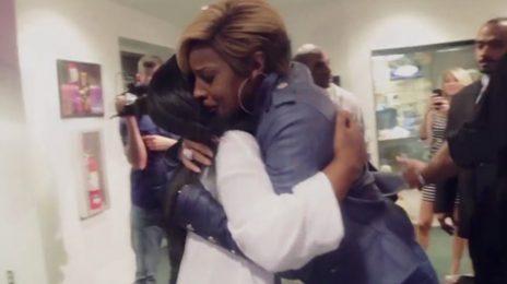 Watch: K. Michelle Meets Mary J. Blige