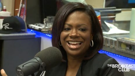 Kandi Burruss Spills On 'The Real Housewives Of Atlanta' Season 7