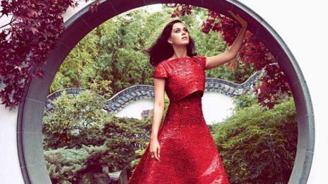 Hot Shots: Katy Perry Graces 'Harper's Bazaar'