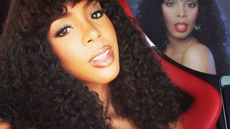 Weigh In:  Should Kelly Rowland Portray Donna Summer In Upcoming Biopic?