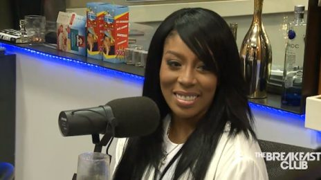 Watch: K. Michelle Visits 'The Breakfast Club' / Spills All On Lil Kim & Elle Varner Drama