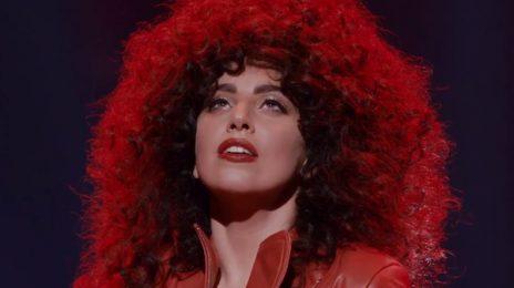 Must See: Lady GaGa Belts 'Bang Bang' At Lincoln Center