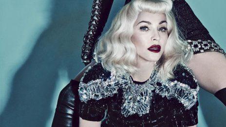 Madonna Teases Alicia Keys Collaboration