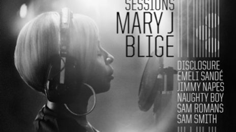 Mary J. Blige Unwraps 'The London Sessions' Album Cover & Release Date