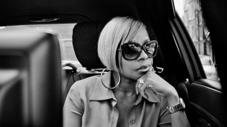 New Music : Mary J. Blige - 'Therapy' (Written Sam Smith)