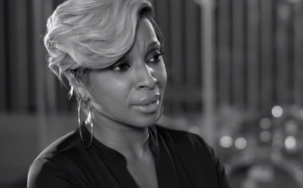 mary j blige thatgrapejuice 2014 Mary J. Blige Releases The London Session Album Trailer