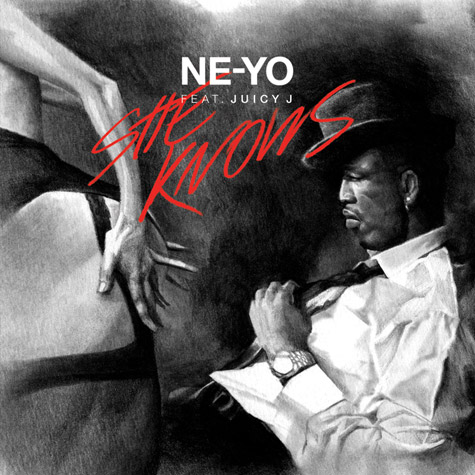 ne yo she knows thatgrapejuice New Song:  Ne Yo ft. Juicy J   She Know