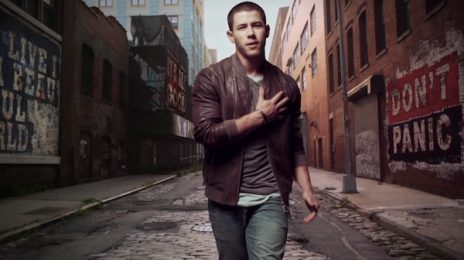 New Video: Nick Jonas - 'Jealous'