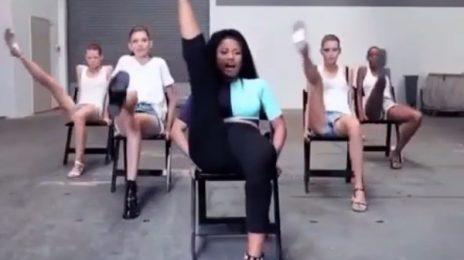 Watch: Nicki Minaj Teams With Vogue To Teach Models 'Anaconda' Choreography