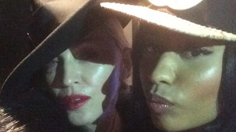 Collaboration? Nicki Minaj & Madonna Catch Up In New York