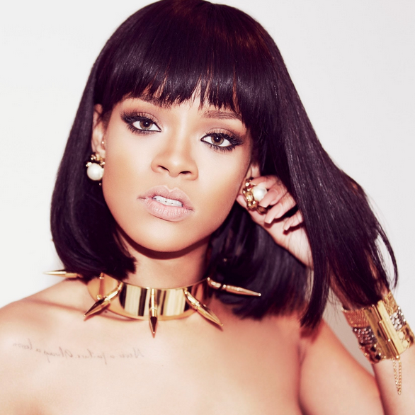 rihanna that grape juice 2014 102 Rihanna Curses At CBS Following Ray Rice Song Pulling Drama
