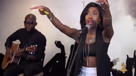 Sevyn Streeter Covers Ariana Grande's 'The Way' / Talks New Album
