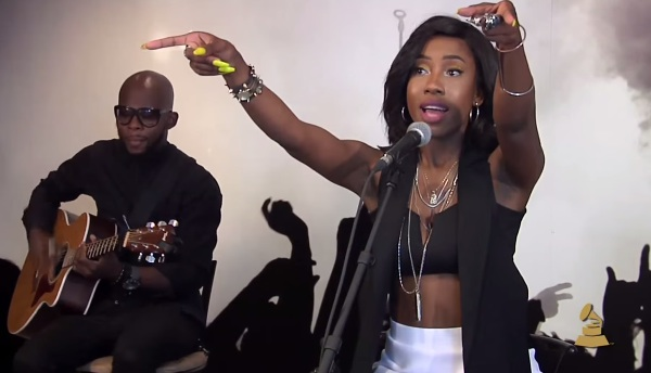sevyn streeter thatgrapejuice Sevyn Streeter Covers Ariana Grandes The Way / Talks New Album