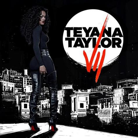 teyana taylor vii thatgrapejuice The Spill:  Jennifer Hudson, Luke James, Meelah & Musiq SoulChild, Teyana Taylor, & Traci Braxton
