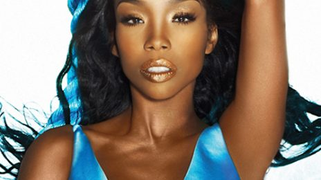 Brandy Teams Up With Nile Rodgers For New Song 'Number 1'