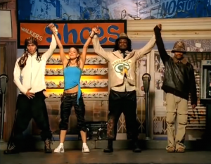 BEP ShutUp 300x233 From The Vault: The Black Eyed Peas   Shut Up