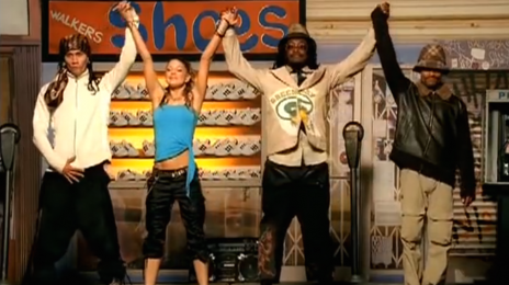 From The Vault: The Black Eyed Peas - 'Shut Up'